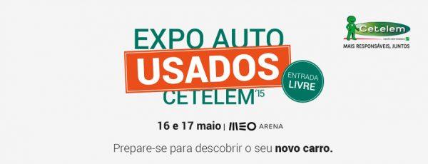 Expo Auto Usados Cetelem junta crédito e veículos de ocasião