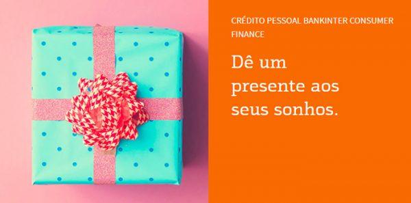Crédito pessoal do Bankinter