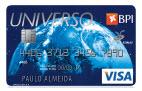 Cartão de crédito Universo do BPI