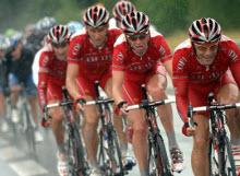 Caso de doping envolve ciclista da Cofidis