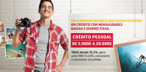 Caraterísticas do crédito pessoal da Cofidis
