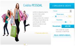 Simulador de crédito Flexibom