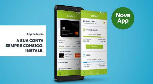 Cetelem tem nova App