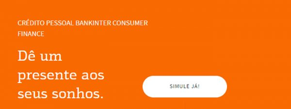 Simulador Bankinter online de crédito