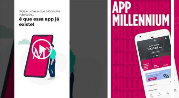 Novo simulador de crédito na nova app do Millennium bcp