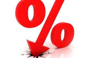 Taxas de juro diminuem para créditos de bancos e financeiras