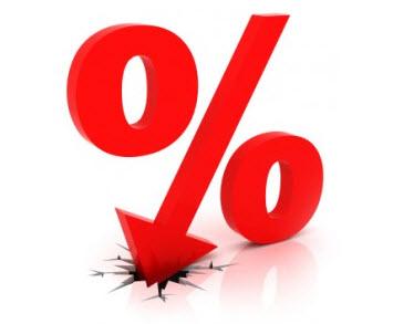 taxa juro do crédito diminui