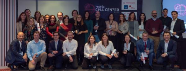 Chat do Unibanco ganha o 1º prémio dos Troféus Call Center 2018